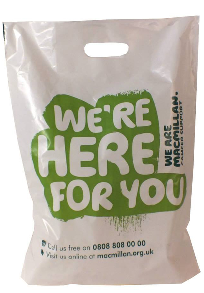 printing on plastic bags
