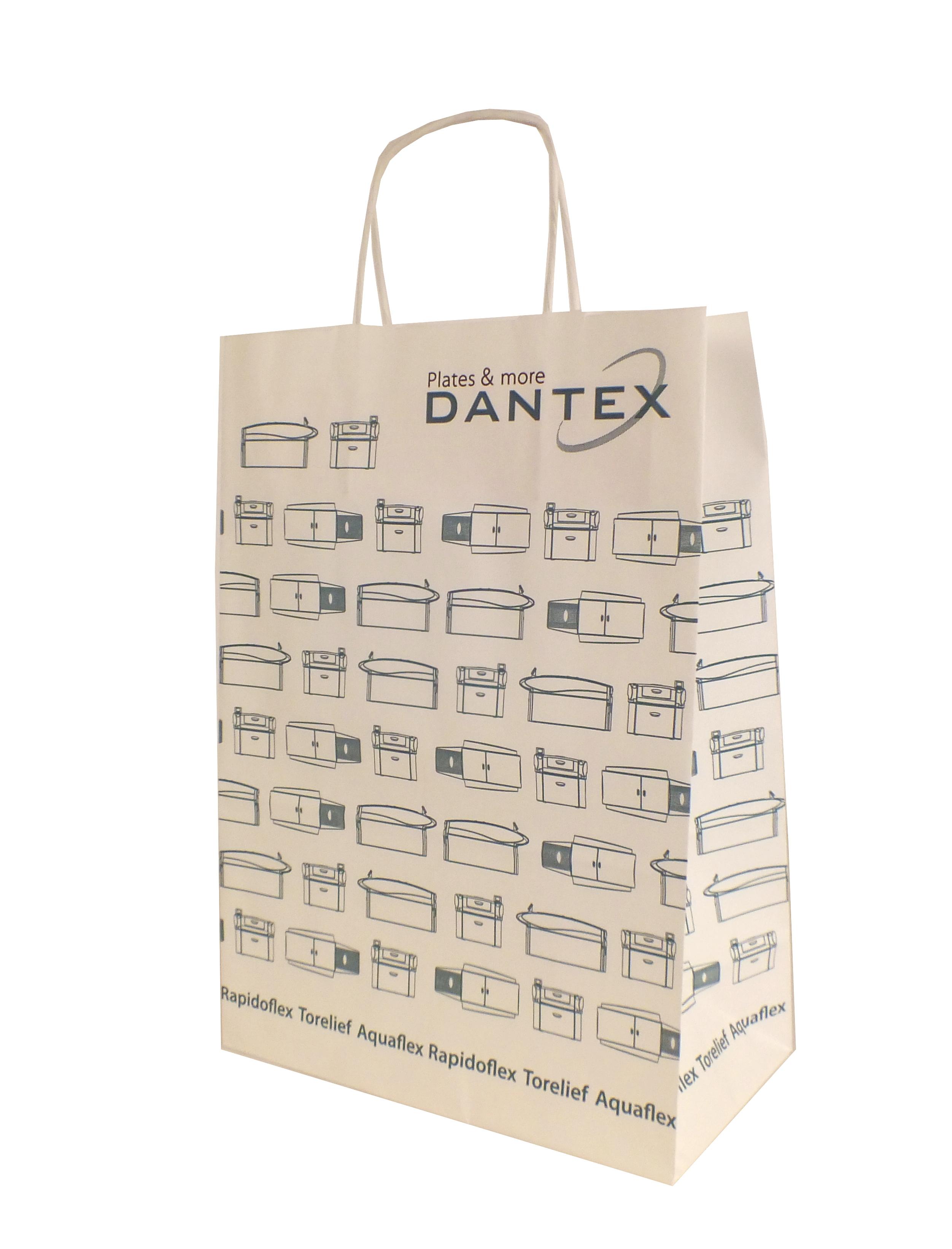 retail bag printing