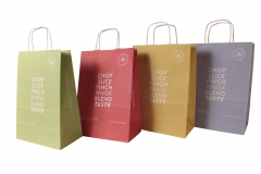 cheap paper carrier bags