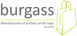 Plastic, Paper Bag Maker UK Burgass