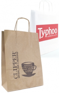 Typhoo and Clipper Bags