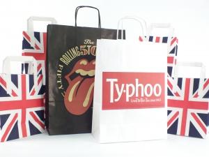 Typhoo Tea Bag Printed Paper Bag