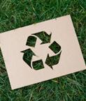 Recycling Logo Green