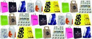 Printed Carrier Bags