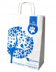 Vets printed bag