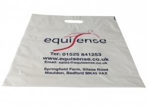 Equine printed plastic bags