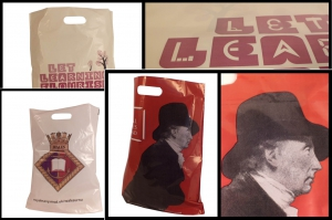 Process Printed personalised bags