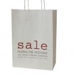 Sale paper bags