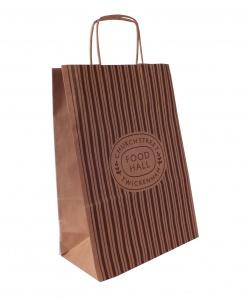 company logo bag