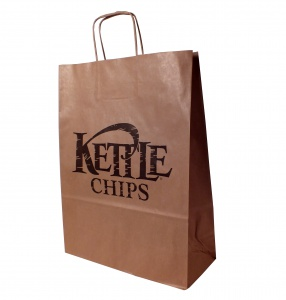 logo plastic bags