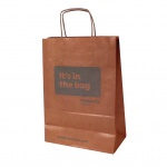 retail bags with logo