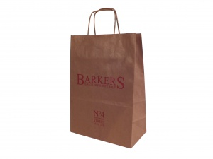 promotional plastic bags with logo