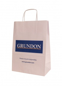 Personalized retail bags