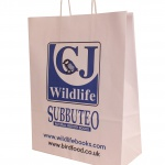 Extra large carrier bags