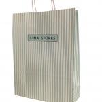 Personalised carrier bags