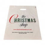 Recyclable bag for Christmas