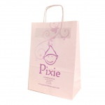 Paper bag printed with my logo
