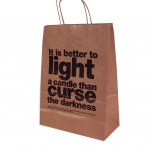Low cost paper bags