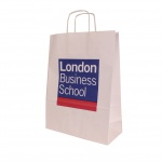 Printed bags for exhibition