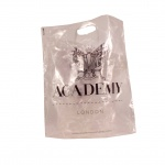 Dance shop printed carrier bags