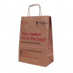 Open Day printed bags