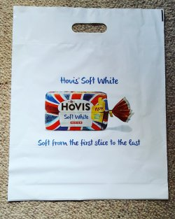 High quality printing on promotional bags is Burgass's speciality!